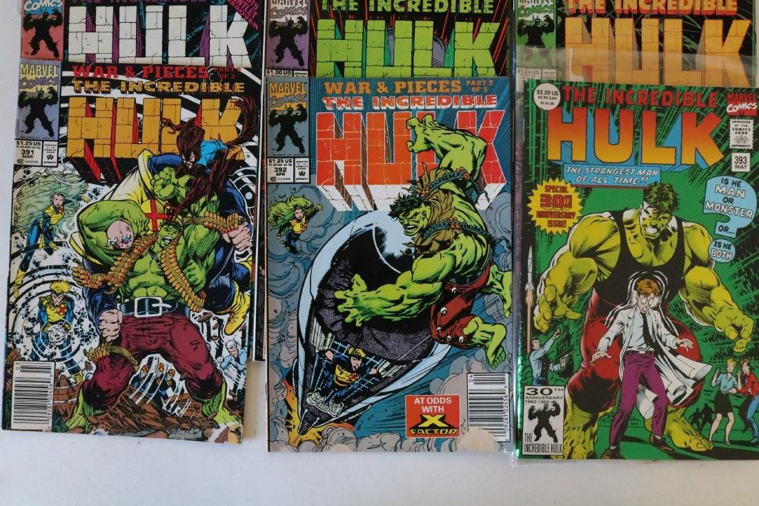 Incredible Hulk lot of 25 comics - 4