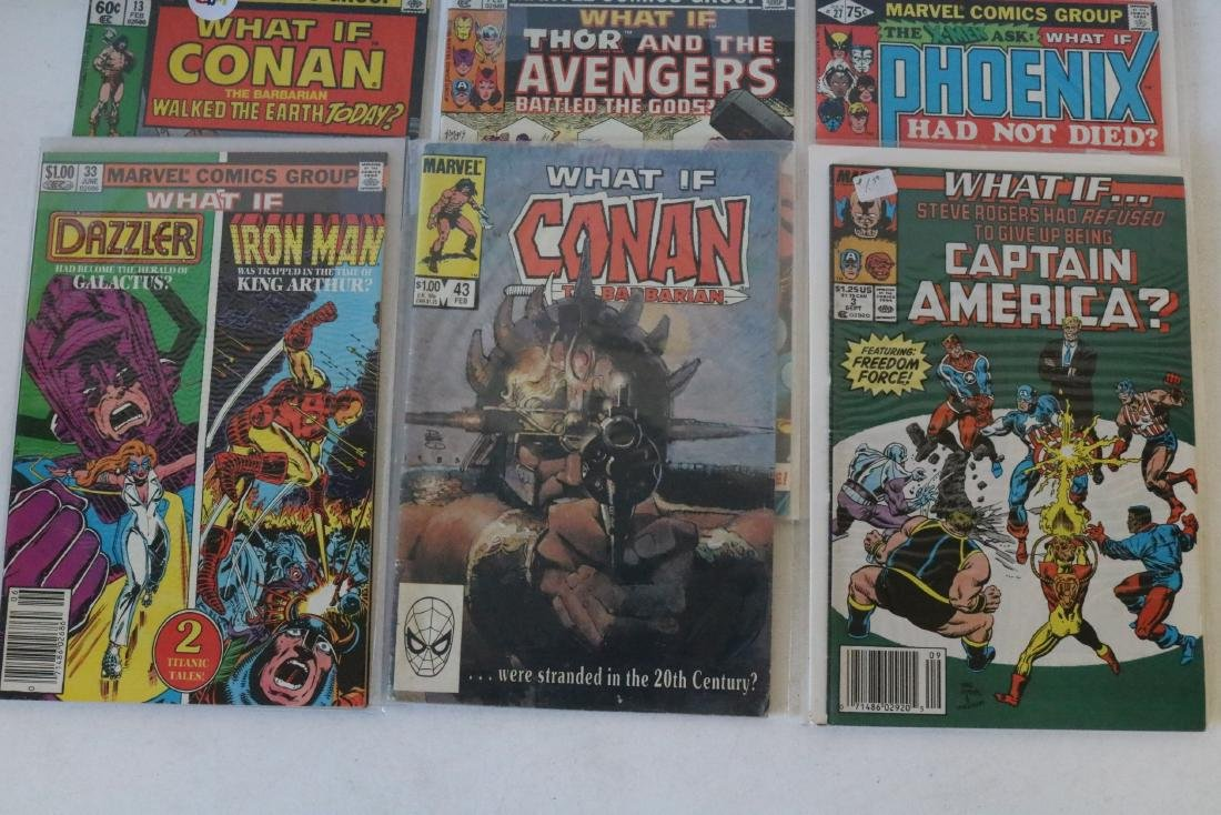 Lot of 14 Marvel What If comics - 5
