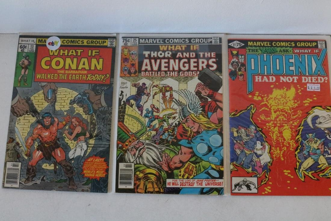 Lot of 14 Marvel What If comics - 6