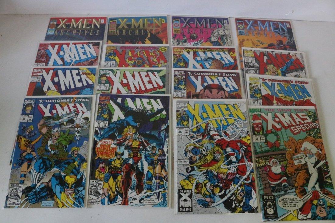 X-Men Marvel Comics