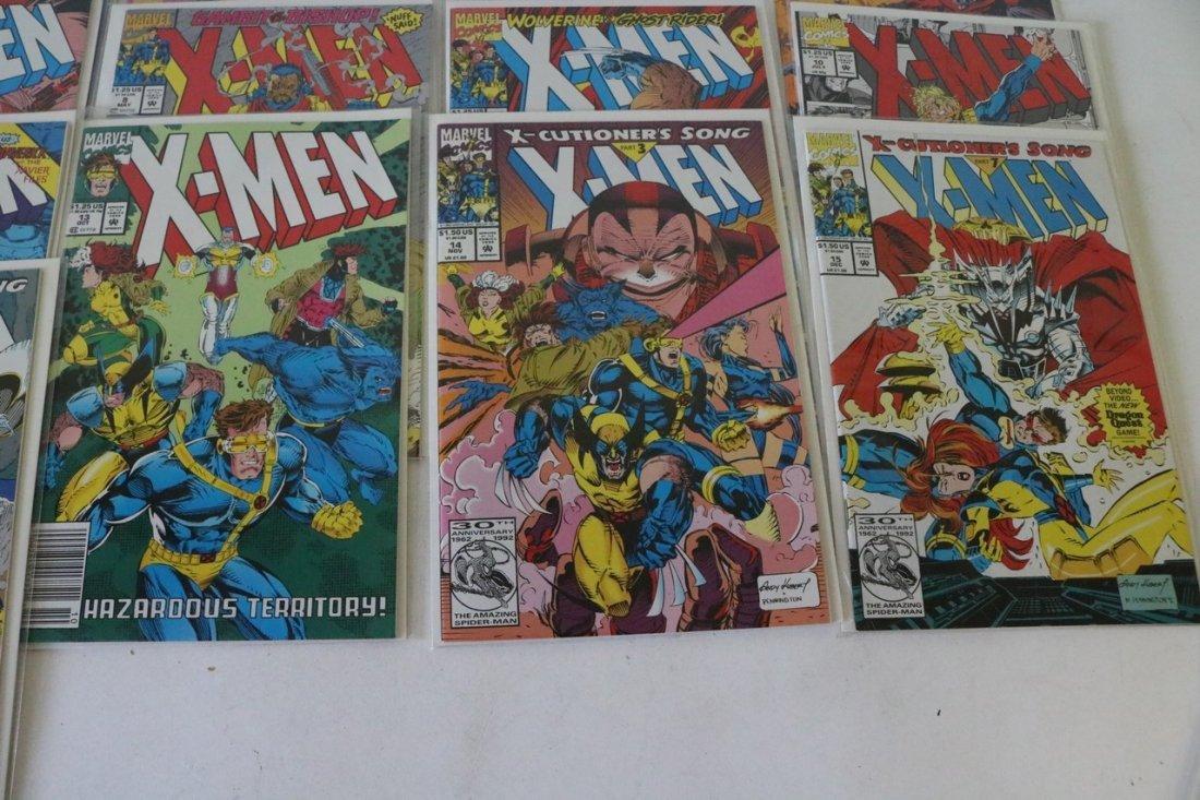X-Men Marvel Comics - 3