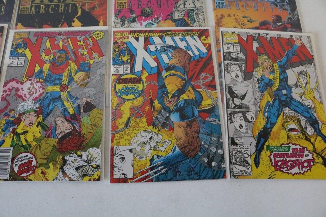 X-Men Marvel Comics - 4