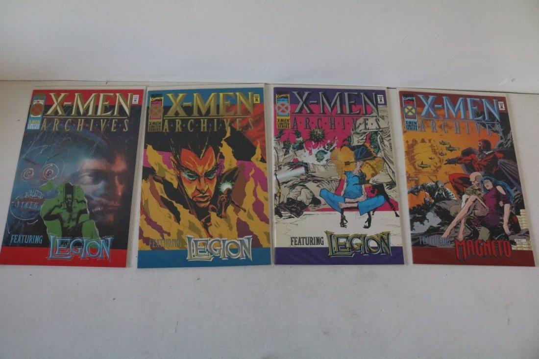 X-Men Marvel Comics - 6