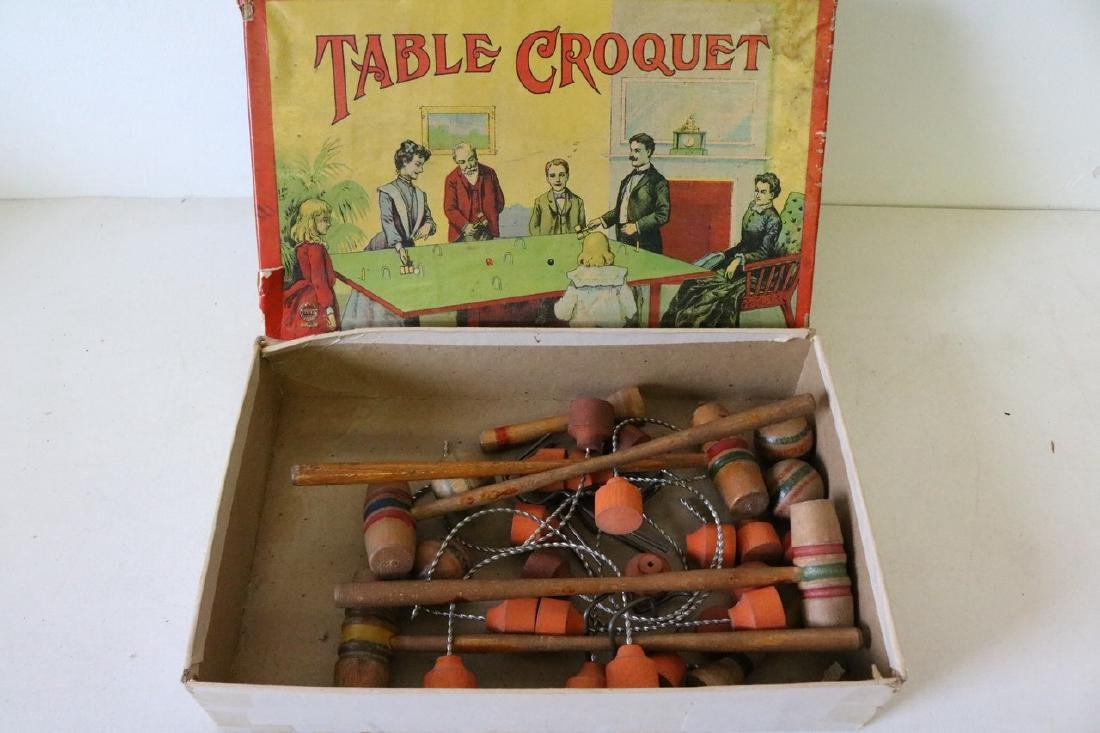 Table Croquet - 2