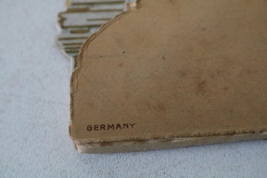 Lot of German Victorian Valentines - 4