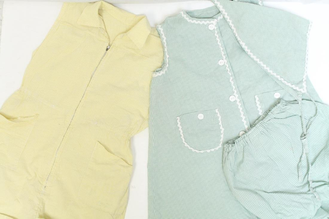 Vintage Lot of 2 1960s Girls Clothing