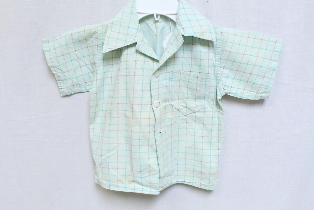 Vintage Lot of 4 1960s Children's Shirts - 4