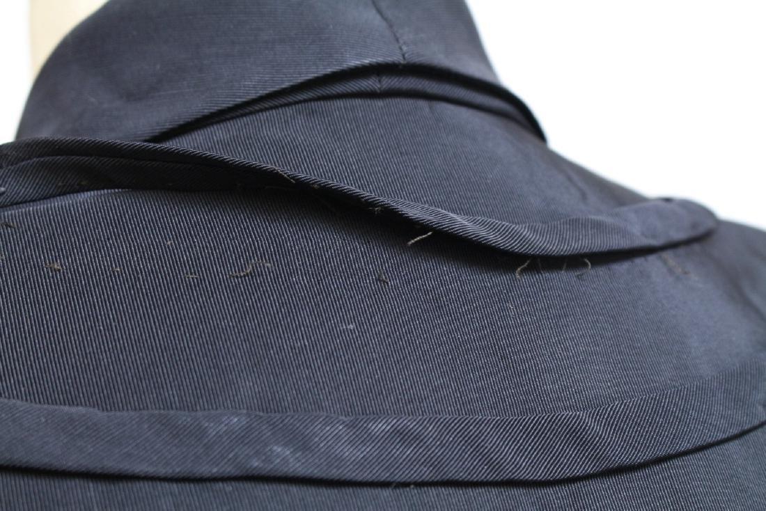 Vintage 1940s Black Tassel Jacket - 4