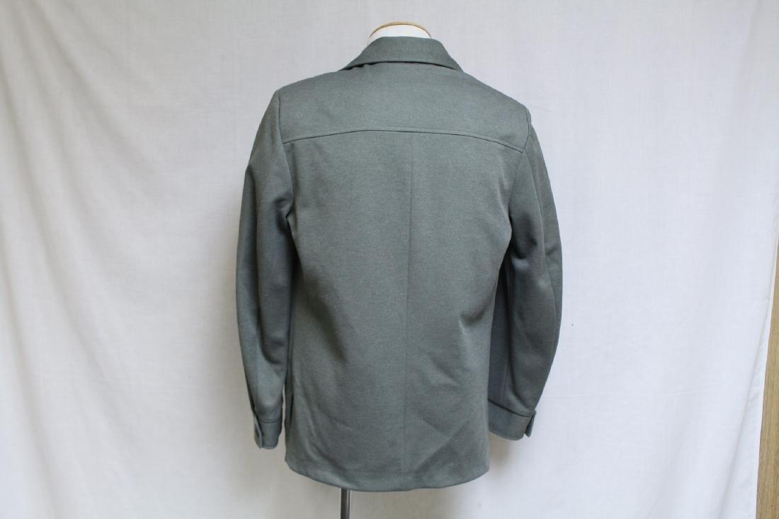 Vintage 1970s Men's Green Jacket - 3