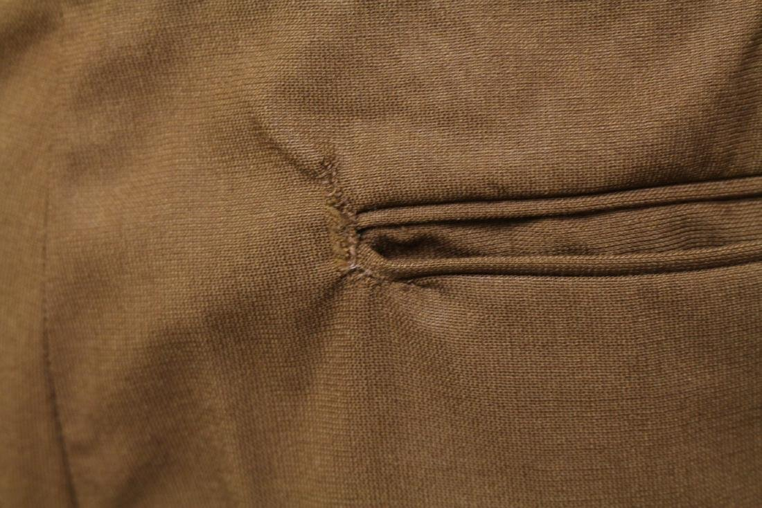 Vintage 1960s Men's Brown Trousers - 4