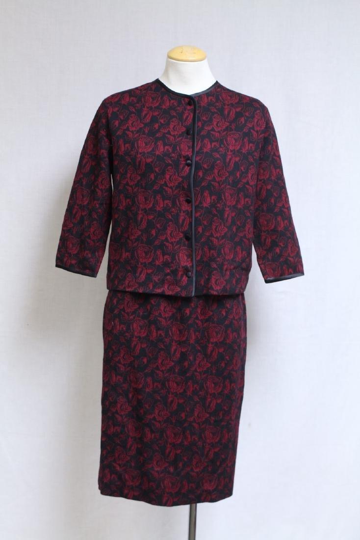 Vintage 1960s Plymouth Italian Wool Suit