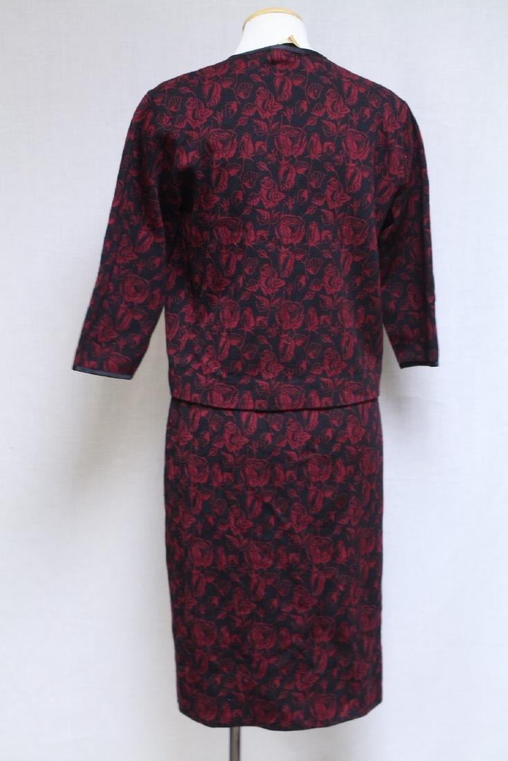 Vintage 1960s Plymouth Italian Wool Suit - 3