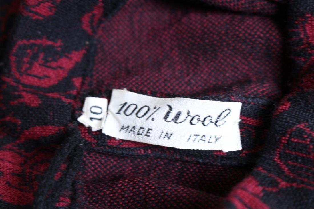 Vintage 1960s Plymouth Italian Wool Suit - 5