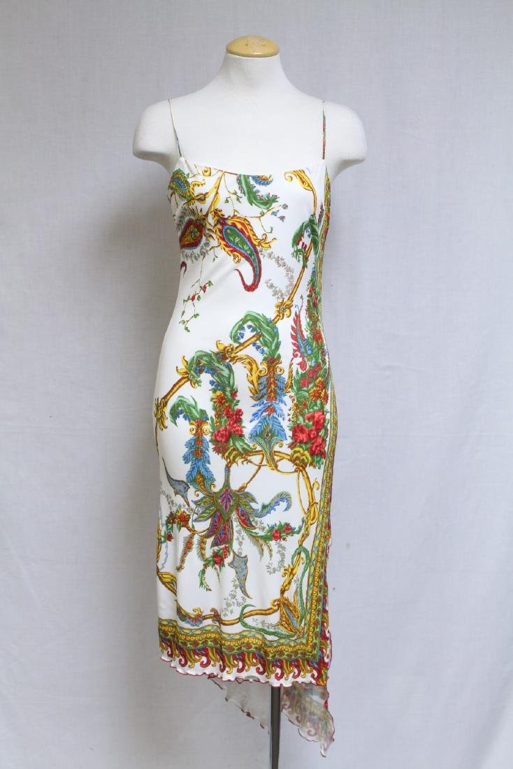 Modern Yigal Azrouel Floral Dress