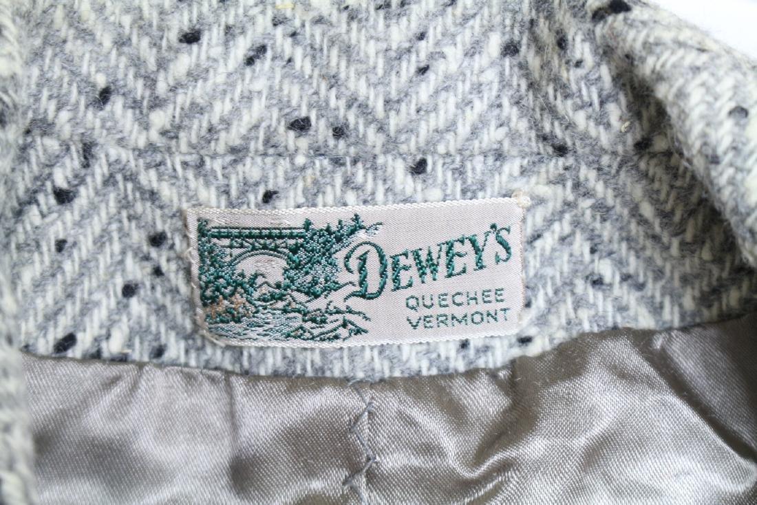 Vintage 1960s Wool Tweed 3 Piece Outfit - 7
