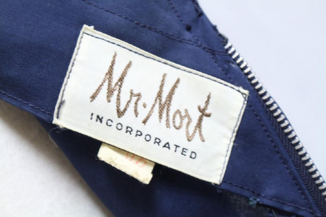 Vintage 1950s Mr. Mort Studded Dress - 4