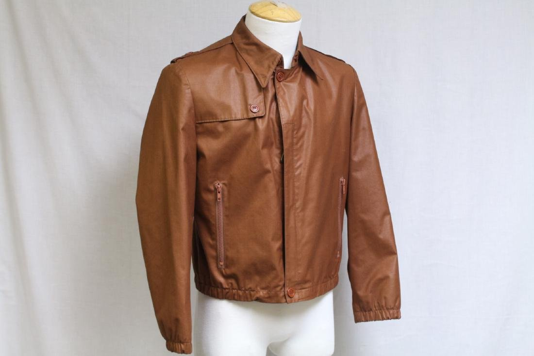 Vintage 1970s Men's London Fog Brown Jacket