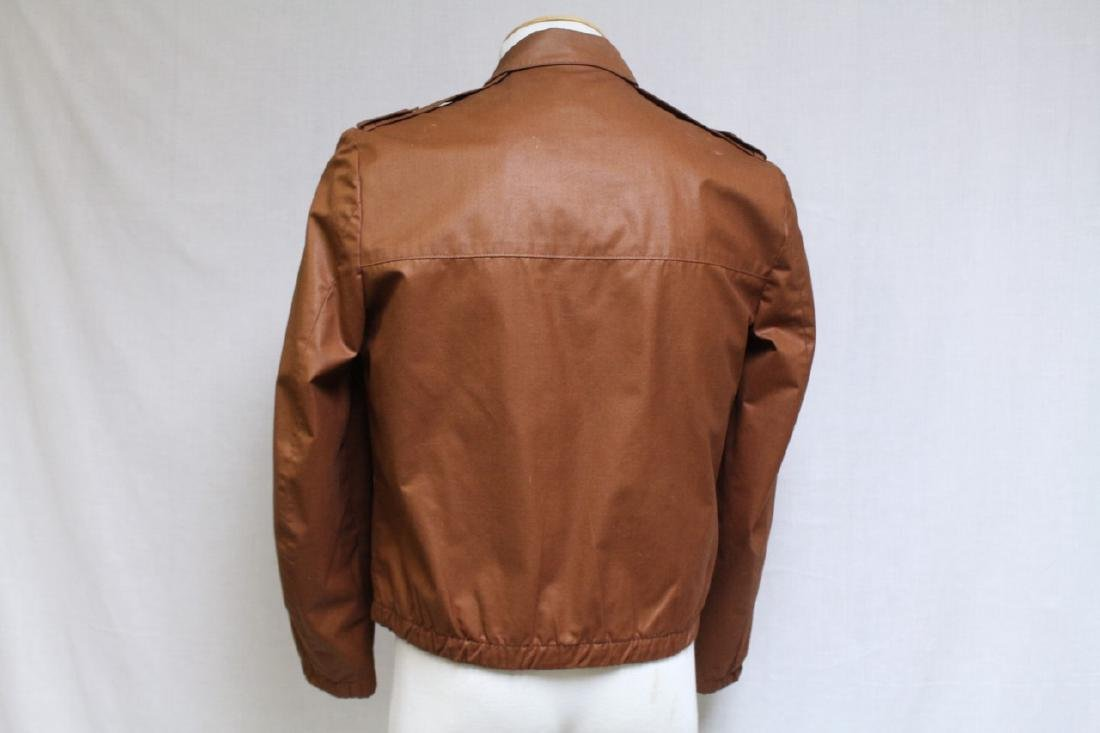Vintage 1970s Men's London Fog Brown Jacket - 3