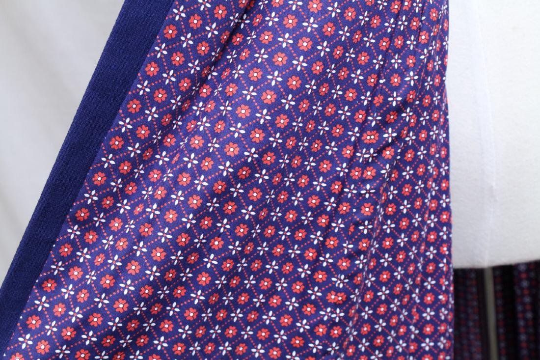 Vintage 1970's Red/White/Blue Duster Vest - 7
