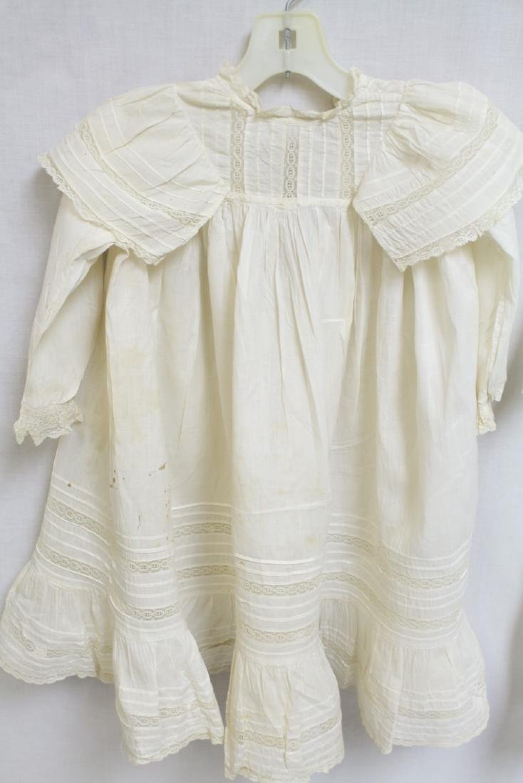 Antique Lot of 4 Girls Dresses - 2