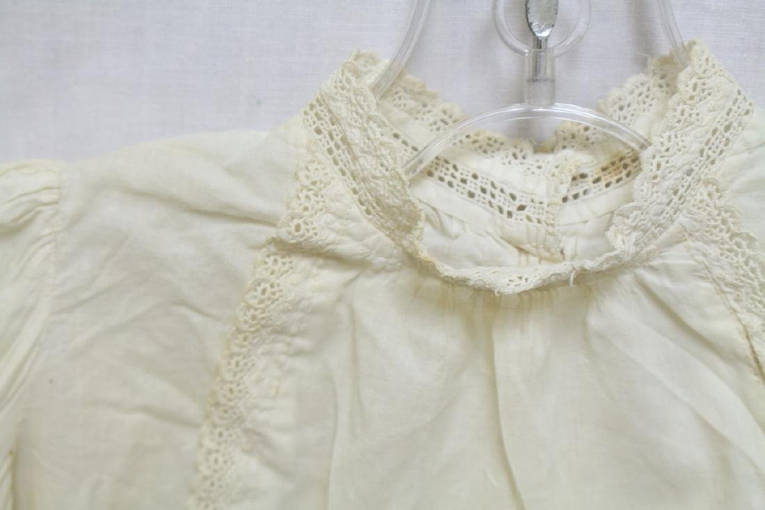 Antique Lot of 4 Girls Dresses - 7