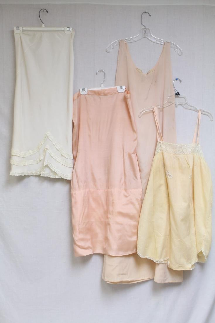 Vintage Lot of 4 Lingerie Pieces