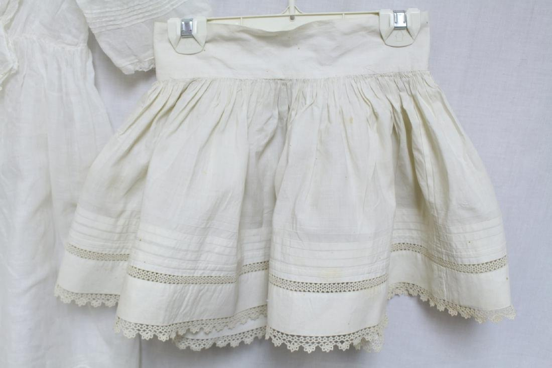 Antique Lot of 4 Girls Clothing - 2