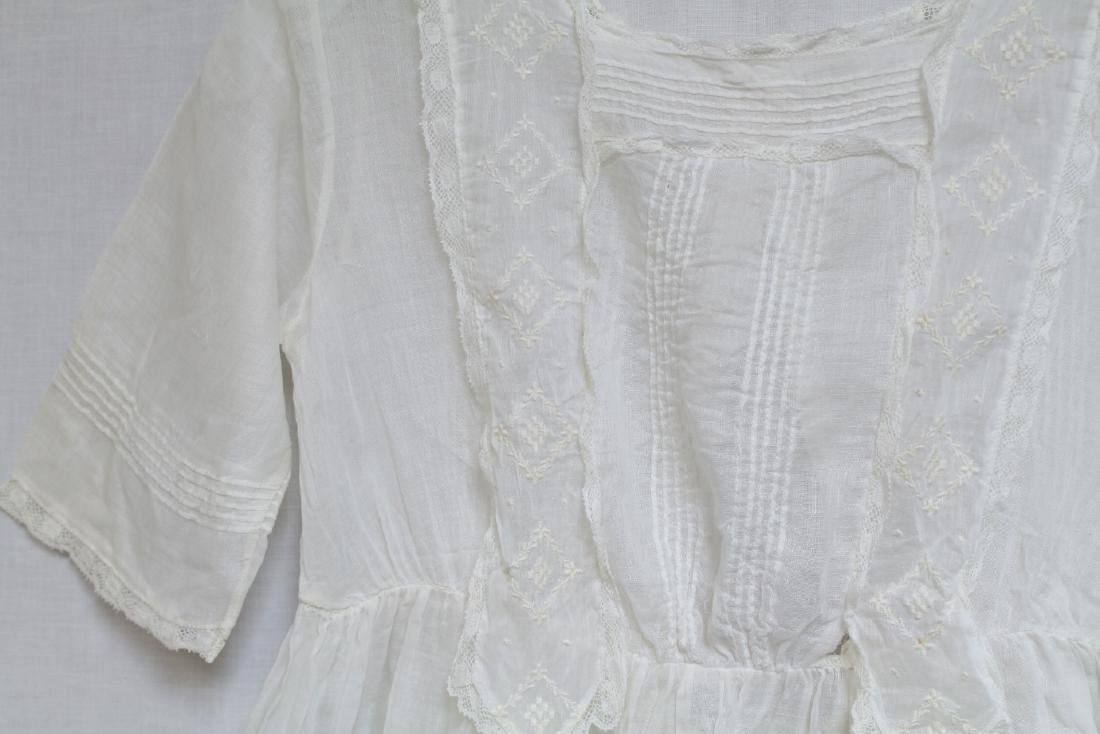 Antique Lot of 4 Girls Clothing - 5