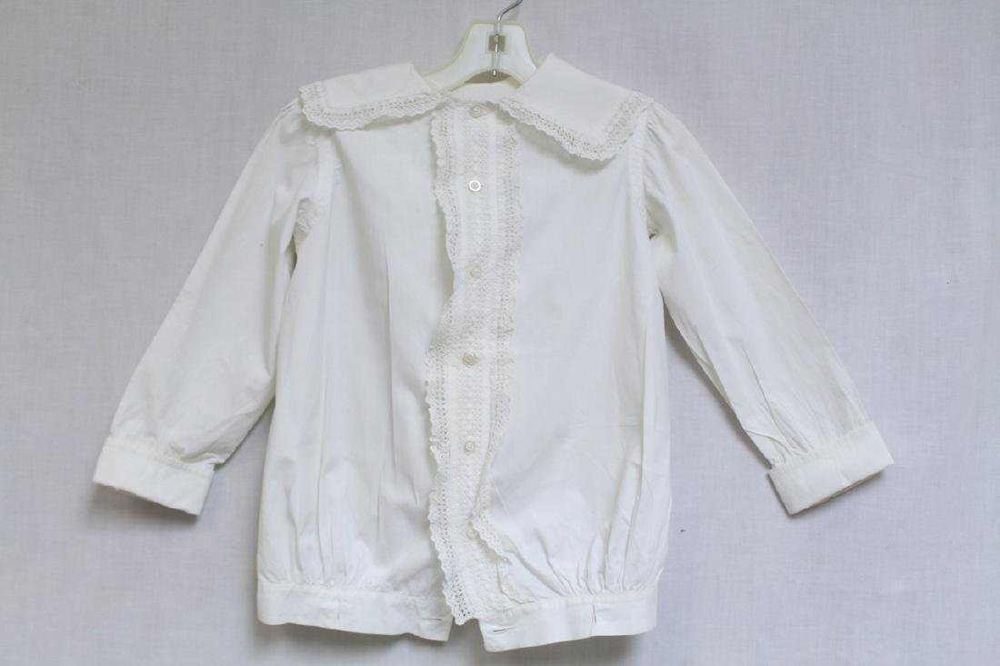 Antique Lot of 4 Girls Clothing - 6