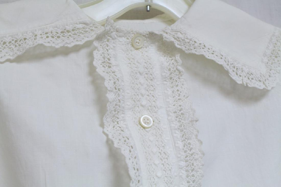 Antique Lot of 4 Girls Clothing - 7
