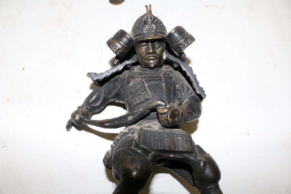 Bronze Horse & Warrior - 7