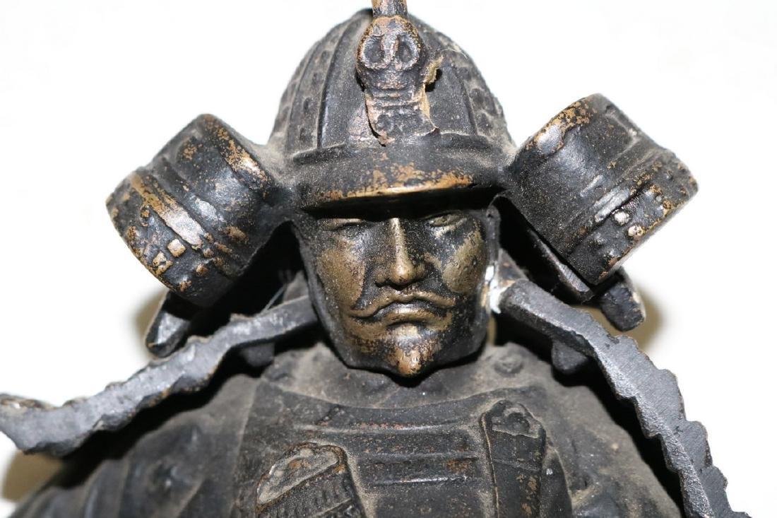 Bronze Horse & Warrior - 8