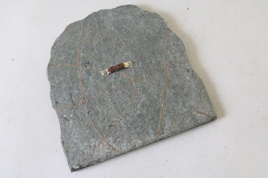 Buddist Painting on Rock - 4
