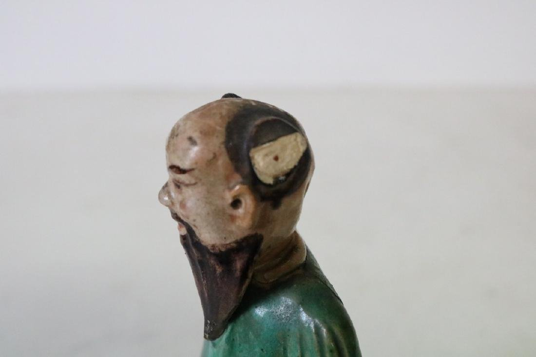 Chinese Ceramic figure - 3