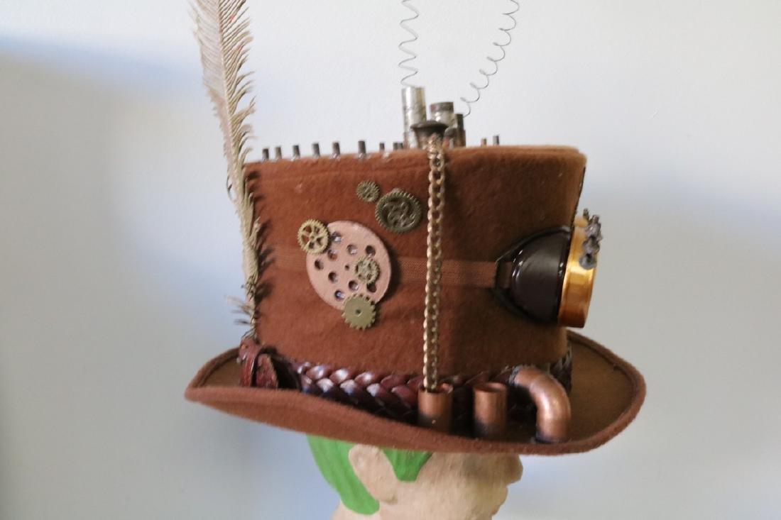 Steam Punk Top Hat - 2