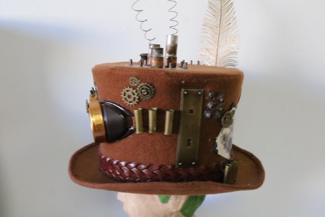 Steam Punk Top Hat - 4