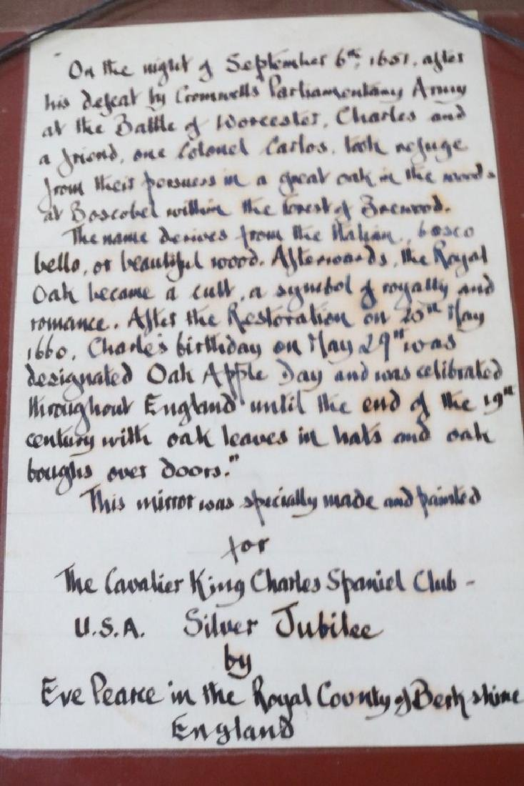 Cavalier King Charles Spaniel Club Mirror - 10