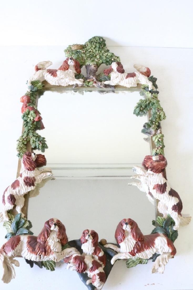 Cavalier King Charles Spaniel Club Mirror