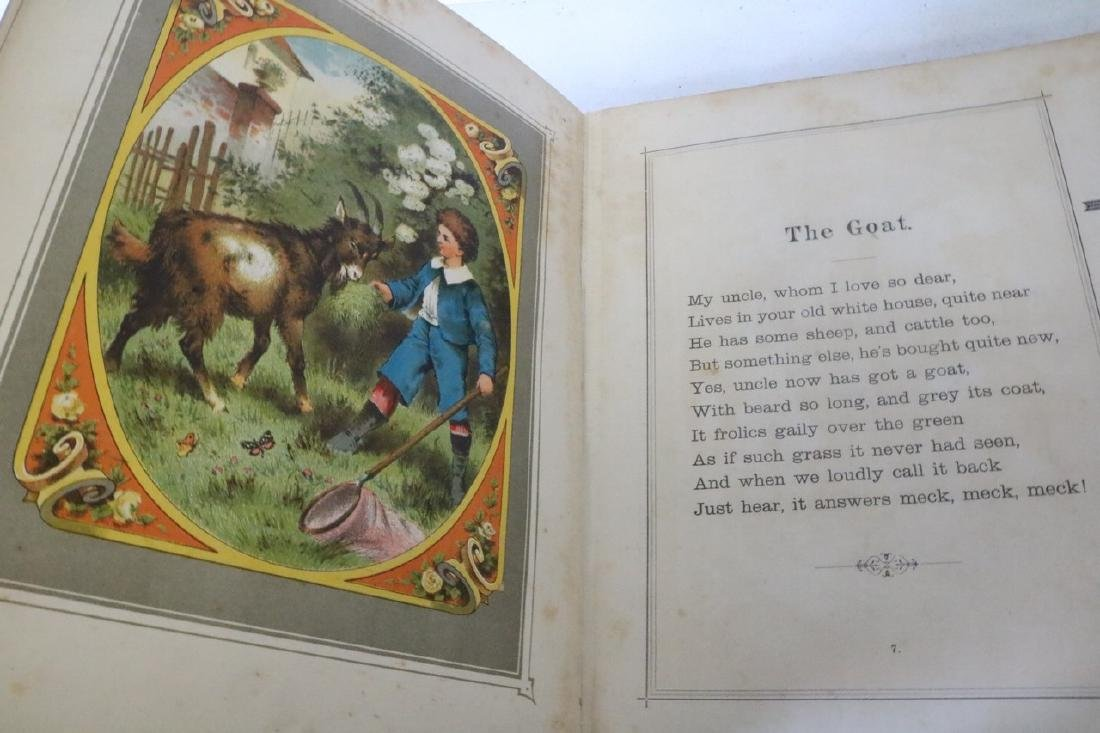 "Victorian ""The Speaking Picture Book"" - 10"