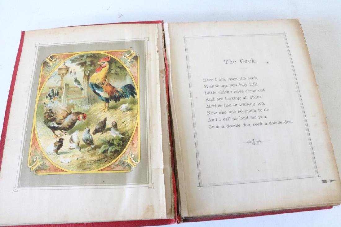"Victorian ""The Speaking Picture Book"" - 4"