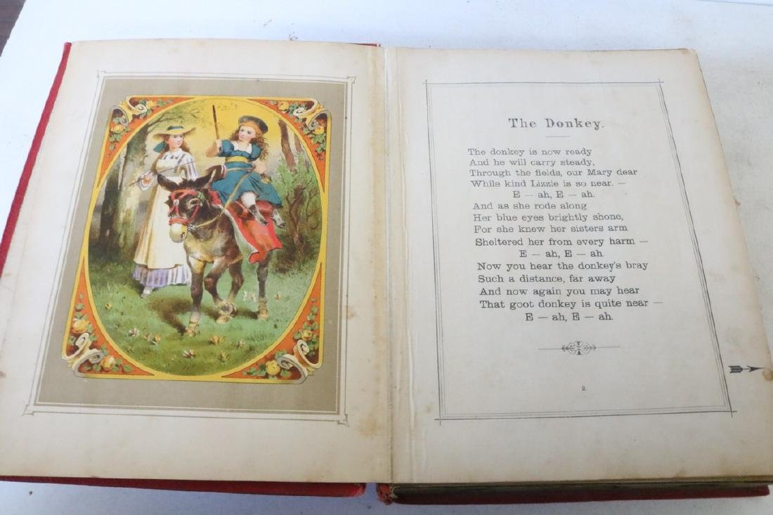 "Victorian ""The Speaking Picture Book"" - 5"