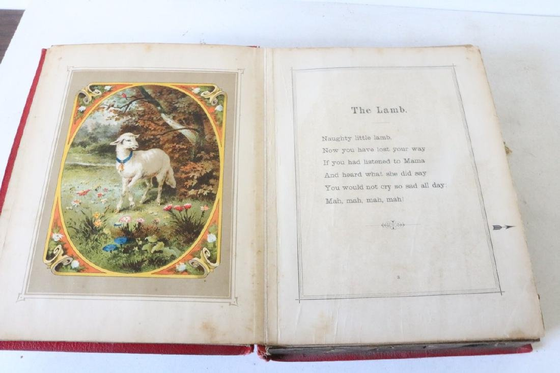 "Victorian ""The Speaking Picture Book"" - 6"