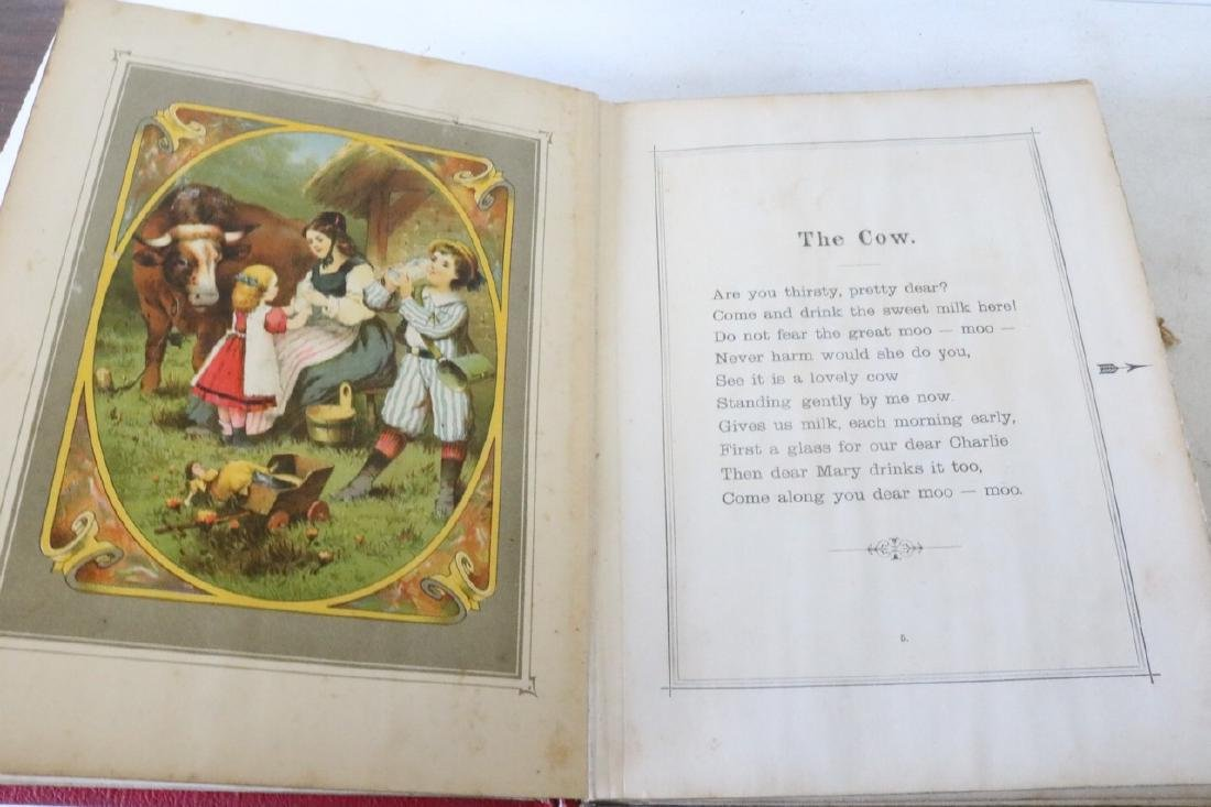 "Victorian ""The Speaking Picture Book"" - 8"