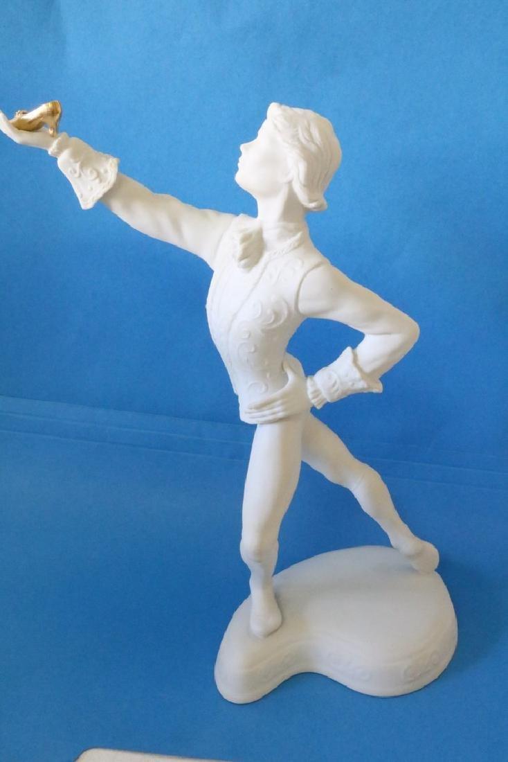 "Porcelain Sculpture Collection ""The Prince"" Figurine"