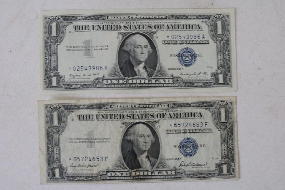 2 Silver Certificates