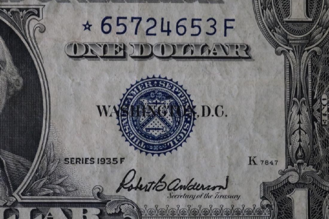 2 Silver Certificates - 3