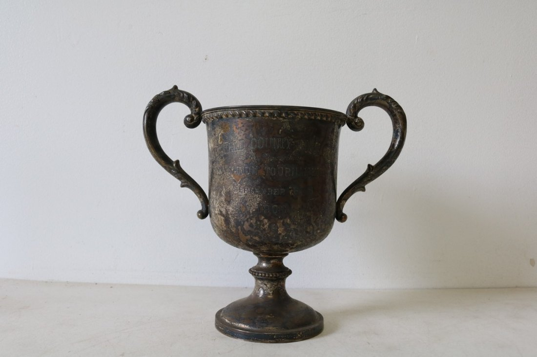Sterling 1906 Trophy Cup