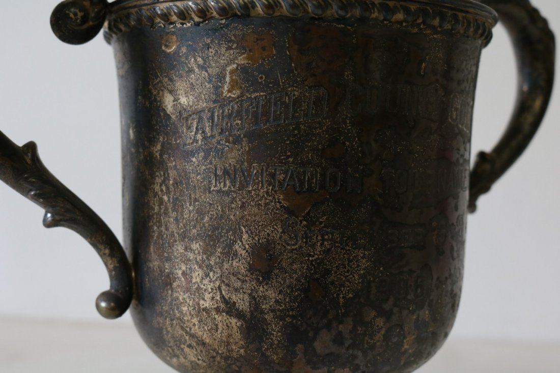 Sterling 1906 Trophy Cup - 3