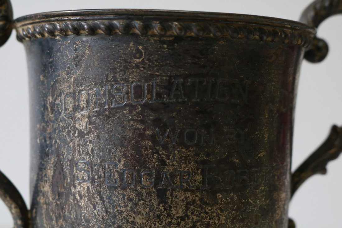Sterling 1906 Trophy Cup - 5