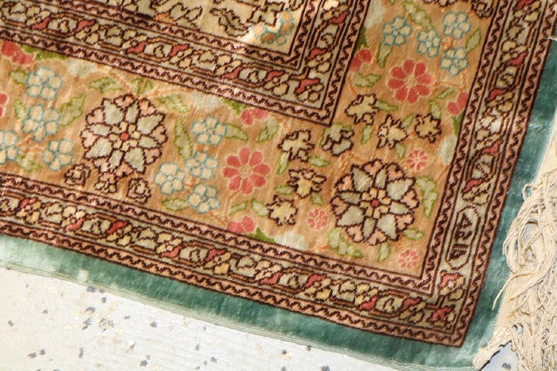 Silk Persian Carpet - 3